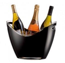 Zwarte Koeler Gondel + Gratis fles Prosecco