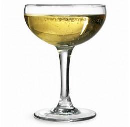 2 Champagne Coupe Glazen