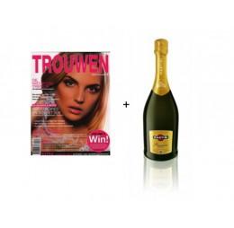 Magazine Trouwen + Prosecco