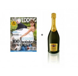 Magazine Wit Wedding + Prosecco