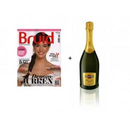 Magazine Bruid + Prosecco
