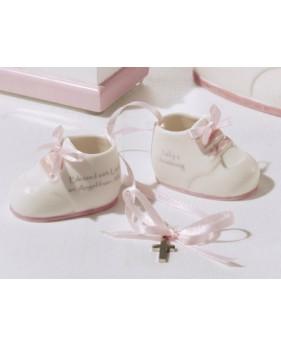 Schoentjes Porcelein Roze