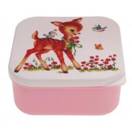Lunchbox babi roze