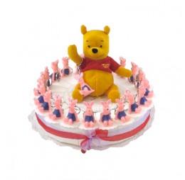 Winnie the Pooh Taart