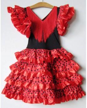 jurk 86 rood