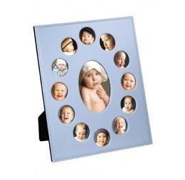 Baby 1e jaar Fotolijst Blauw