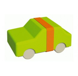 Lunchbox Auto Groen