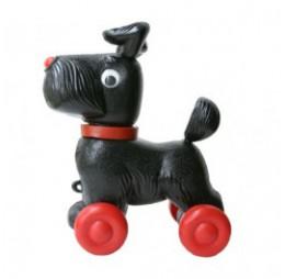 Trekhond Rex Zwart