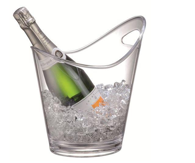 trouwen champagne koeler