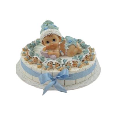 bedankje taart baby